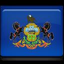 Pennsylvania Flag Emoticon