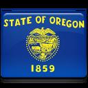 Oregon Flag Emoticon