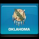 Oklahoma Flag Emoticon