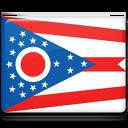 Ohio Flag Emoticon