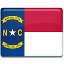 North Carolina Flag Emoticon