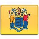 New Jersey Flag Emoticon
