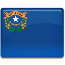 Nevada Flag Emoticon