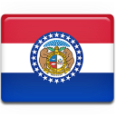Missouri Flag Emoticon