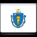 Massachusetts Flag Emoticon