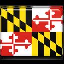 Maryland Flag Emoticon