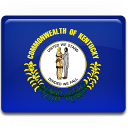 Kentucky Flag Emoticon