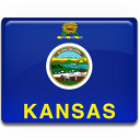 Kansas Flag Emoticon