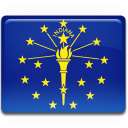 Indiana Flag Emoticon