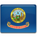 Idaho Flag Emoticon