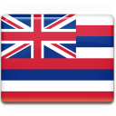 Hawaii Flag Emoticon