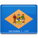 Delaware Flag Emoticon