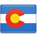 Colorado Flag Emoticon