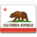 California Flag Emoticon