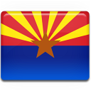 Arizona Flag Emoticon