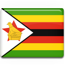 Zimbabwe Flag Emoticon
