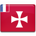 Wallis And Futuna Flag Emoticon