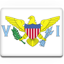 Virgin Islands Flag Emoticon