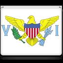 Virgin Islands Flag Emoticon
