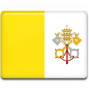 Vatican City Emoticon