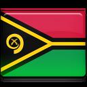 Vanuatu Flag Emoticon