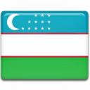 Uzbekistan Flag Emoticon