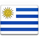 Uruguay Flag Emoticon