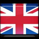United Kingdom Flag Emoticon