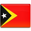 Timor Leste Flag Emoticon