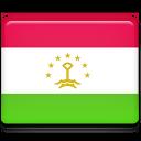 Tajikistan Flag Emoticon
