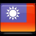 Taiwan Flag Emoticon