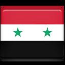 Syria Flag Emoticon