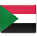 Sudan Flag Emoticon