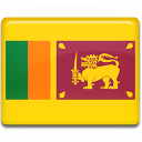 Sri Lanka Flag Emoticon