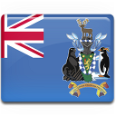 South Georgia Flag Emoticon