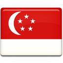 Singapore Flag Emoticon