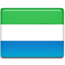 Sierra Leone Flag Emoticon