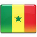 Senegal Flag Emoticon