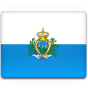 San Marino Flag Emoticon