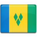 Saint Vincent And The Grenadines Emoticon