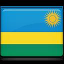 Rwanda Flag Emoticon
