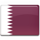 Qatar Flag Emoticon