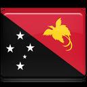 Papua New Guinea Flag Emoticon