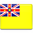 Niue Flag Emoticon