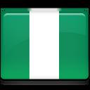 Nigeria Flag Emoticon