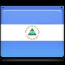 Nicaragua Flag Emoticon