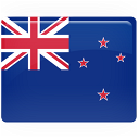 New Zealand Flag Emoticon