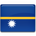 Nauru Flag Emoticon