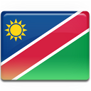 Namibia Flag Emoticon