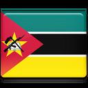 Mozambique Flag Emoticon